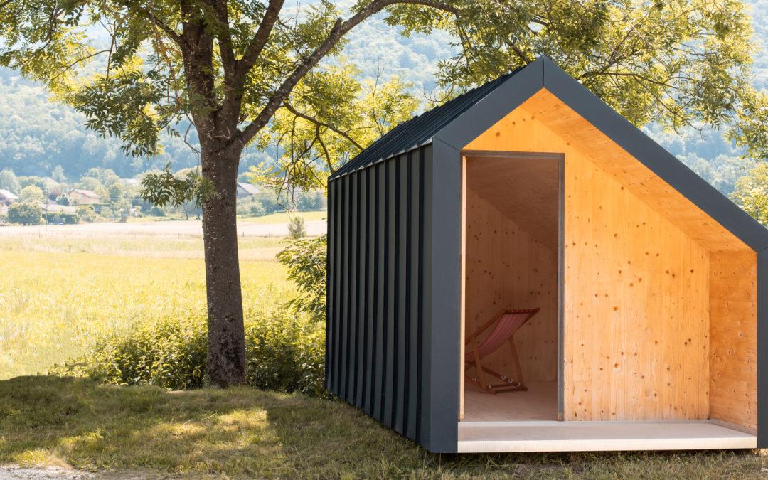 La meilleure cabane de jardin au monde ?