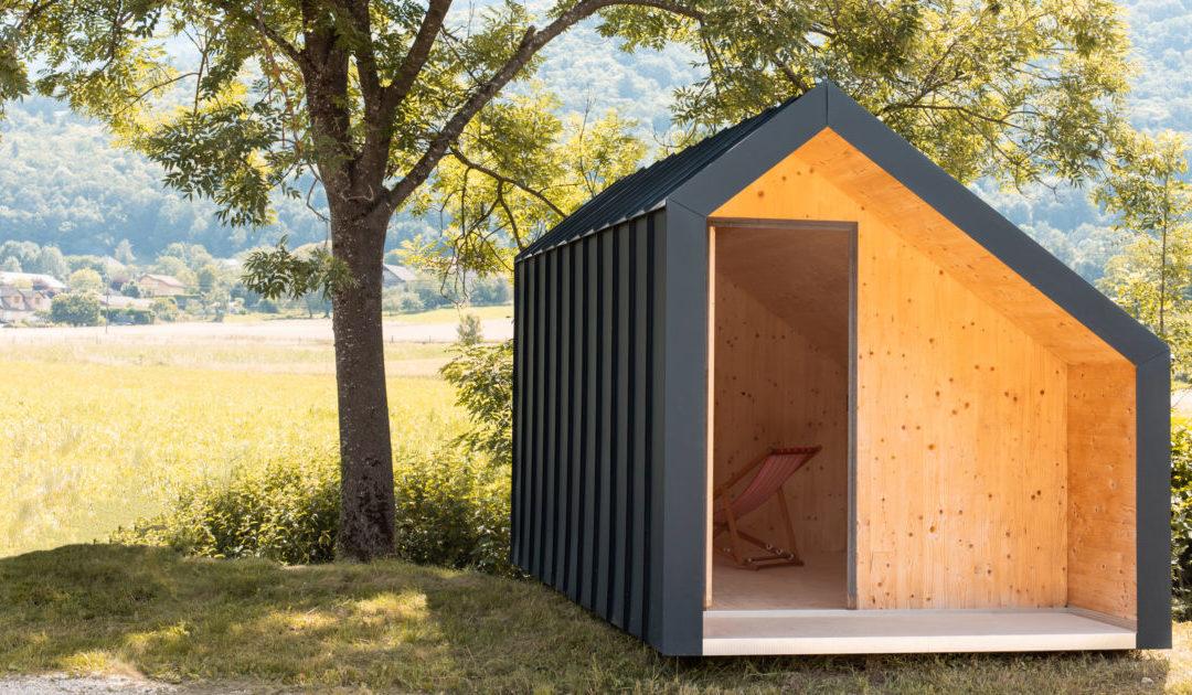 BonneCabane la meilleur cabane de jardin au monde